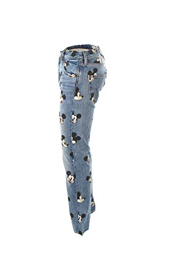 Bleu 501 Levis Man Mickey Jeans 4p0HwqUH