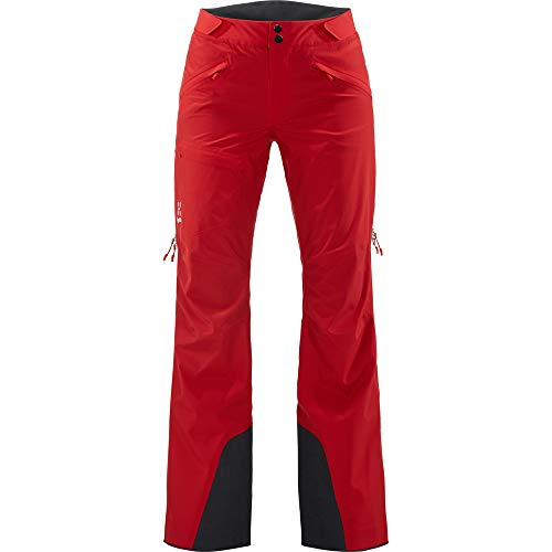 Rich Niva Mujer Haglöfs Red Pantalón 0gPqxwAt