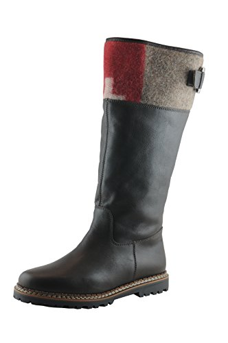 Ammann Women's Boots Dark Brown manchester great sale aOfN6