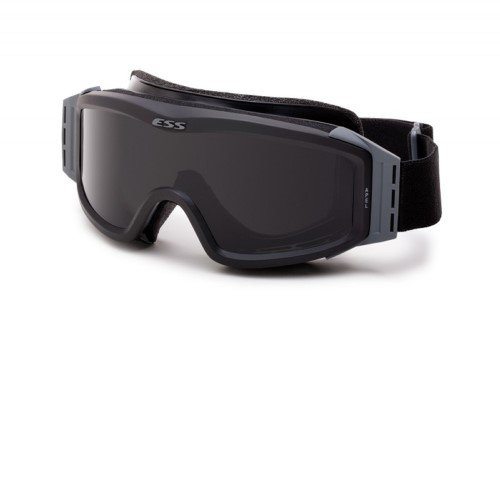 (ESS Eyewear Profile Goggles Black 740-0499)