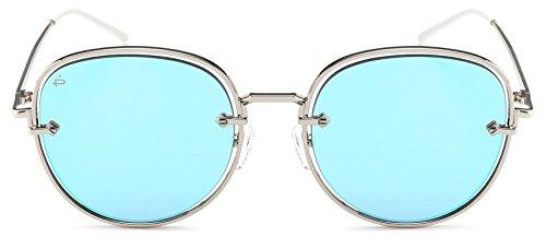 """PRIVÉ REVAUX """"The Escobar"""" Handcrafted Designer Aviator Sunglasses For Men & Women - Sunglasses Escobar"""