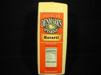 Danish Havarti - 10 LB Loaf