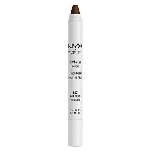 NYX PROFESSIONAL MAKEUP Jumbo Eyeliner Pencil - Dark Brown