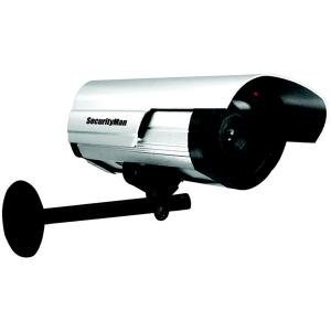SECURITY MAN Product-SECURITY MAN SM-3802 Dummy Indoor/Outdoor Camera with LED