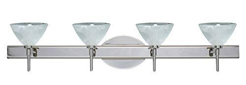 (Besa Lighting 4SW-174352-LED-CR Domi - 30.38