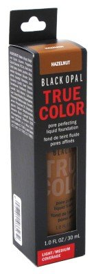 True Color Liquid Foundation - Black Opal True Color Liquid Foundation Hazelnut 1oz (2 Pack)