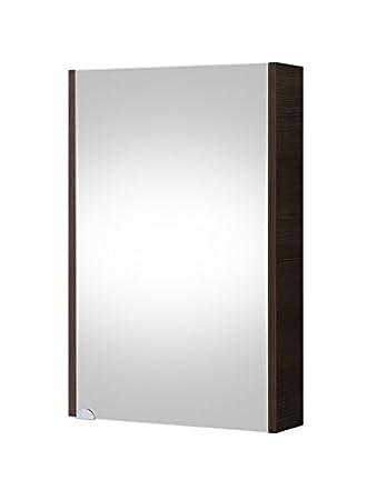 Planetmöbel Badezimmer Spiegelschrank Badspiegel Gäste Wc 50cm