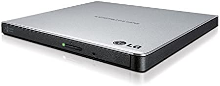 GP65NG60 Retail LG Electronics 8X USB 2.0 Super Multi Ultra Slim Portable DVD+//-RW External Drive with M-DISC Support Gold