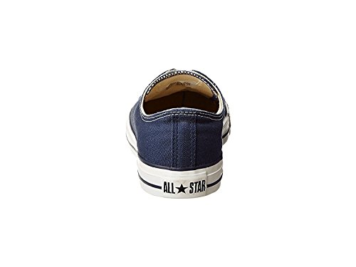 Converse Unisex Chuck Taylor All Star Low Top (8.5 B(M) US Women/6.5 D(M) US Men, Navy)