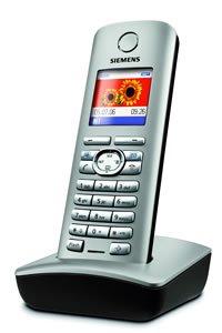 Siemens S45 DECT 6.0 Digital Cordless Phone Extension Handset (Dect Siemens Telephone)