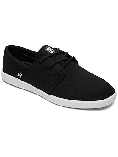 de White Black Black Skateboard Xkkw Chaussures Homme DC Herren Schuhe Haven Shoes w67UqfnXS