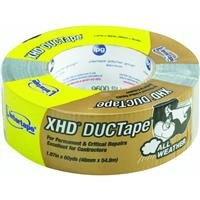 IPG 10 Mil XHD, Extra Heavy Duty DUCTape 1.88'' x 60 yd, Silver