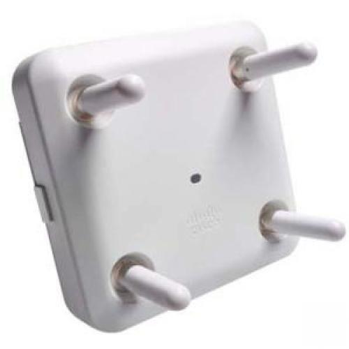 Cisco AIR-AP3802I-B-K9 Aironet Wireless Access Point - 802.11 B/A/G/N/Ac Wave 2