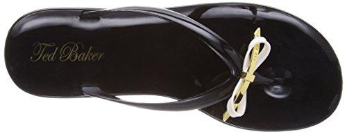 Ted Baker Heebei, Chaussures de Piscine Et Plage Femme Noir (Black)