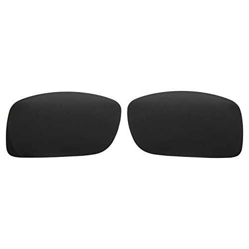 COODY Replacement Polarized Lenses for Spy Optic Oasis Sunglasses (Black) (Spy Oasis)