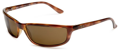 d9d2792fde3 Ray-Ban Men s RB4034 - 601S81 Polarized Rectangular Sunglasses (B001UQ71OG)