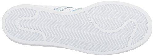 adidas Originals Kinder Superstar Sneaker (großes Kind / kleines Kind / Kleinkind / Kleinkind) Weiß / Weiß / Gold Metallic