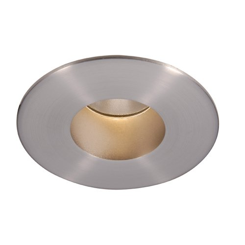 WAC Lighting HR-2LED-T109S-C-CB LED 2-Inch Recessed Downlight Open Round Trim with 15-Degree Beam Angle, Copper Bronze by WAC Lighting