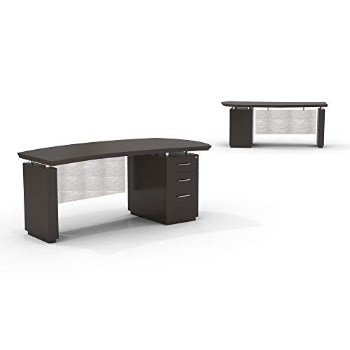 Mayline STRD72BTDC Sterling Desk, 72