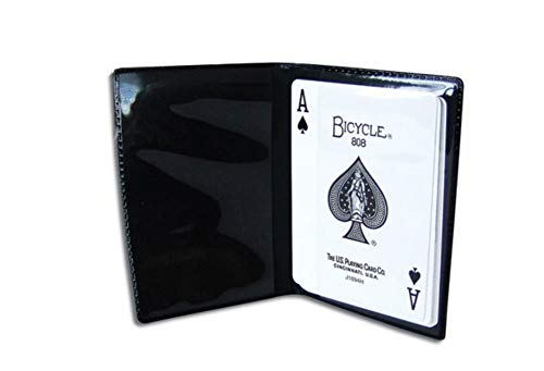 Rock Ridge Magic Mega Monte - Three Card Monte with Gaff Cards and Wallet