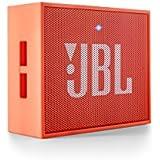 JBL GO Portable Wireless Bluetooth Speaker (Orange)