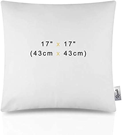 100/% Hollowfibre Polyester Soft Filling Inners Fillers Inserts Sizes Cushion Pad