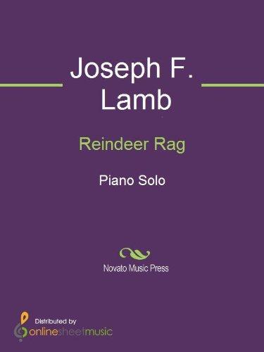Reindeer Rag - Piano
