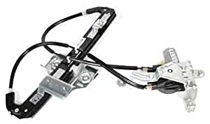 ACDelco 15135972 Cadillac/GMC/Chevrolet Rear Driver Side Window Regulator Assembly, with Motor