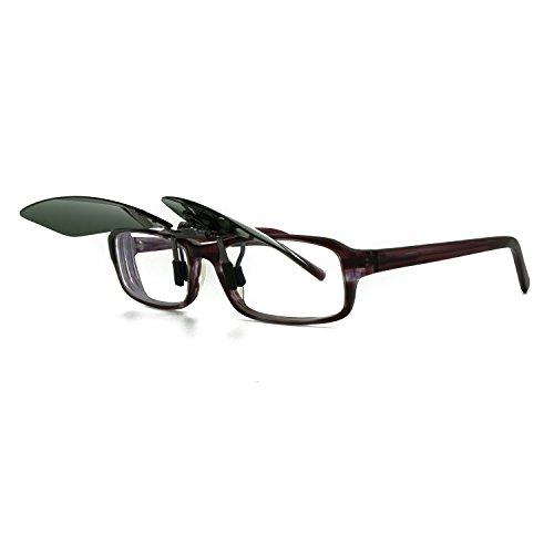 97672135f5d Clip-on Sunglasses