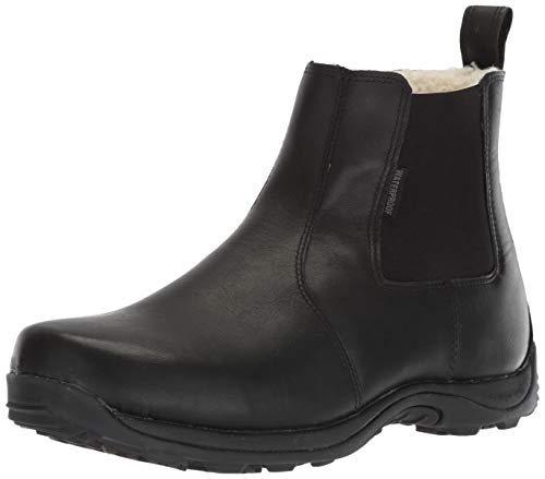 s Telluride Chelsea Boot, Black, 8 Medium US ()