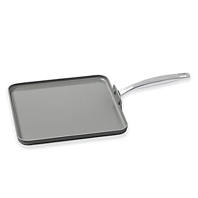 GreenPan Chatham 11-Inch Square Griddle