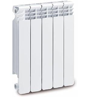 1 unidad Elemento radiador aluminio Mithos verona 500