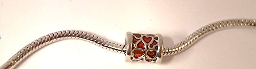 charm-for-pandora-style-bracelets-silver-red-heart-charm