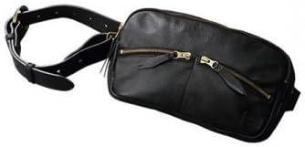 ワイズギア FS06 Leather Porch(ブラック)