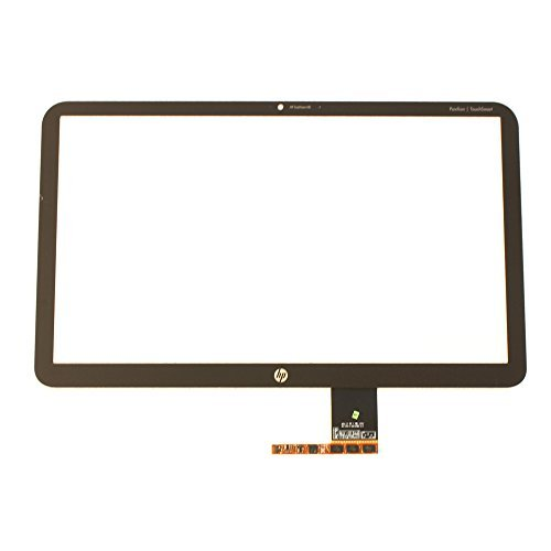 Digitalsync-laptop Touch Screen Glass Digitizer for Hp Pavilion Touchsmart 15-b109wm Without Bezel by Digitalsync