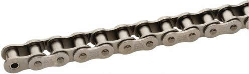 - Offset Link - Chain & Pitch: 40/1/2 in, Stainless Steel Material (Pack of10)