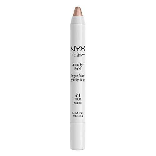 NYX PROFESSIONAL MAKEUP Jumbo Eye Pencil, Yogurt, 0.18 Ounce