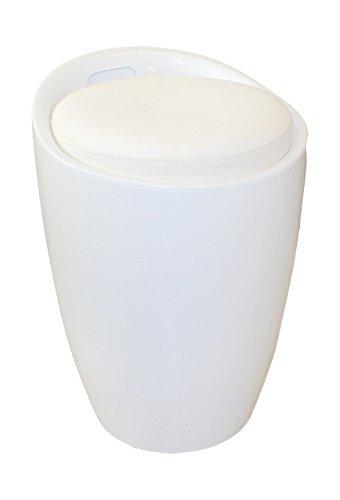 Wäschetruhe Wäschekorb Wäschebox Ottomane Sitztruhe Box Sitzkorb Truhe Korb