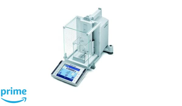 Mettler Toledo 11122430 Series XP Micro and Ultra-Microbalances, 2.1 g to 0.1 g Capacity: Amazon.com: Industrial & Scientific