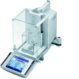 Mettler Toledo 11122430 Series XP Micro and Ultra-Microbalances, 2.1 g to 0.1 g