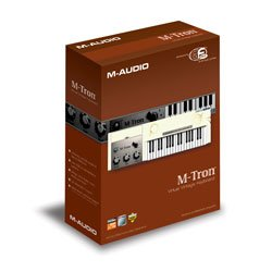 GForce M Tron Virtual Mellotron Virtual Instrument