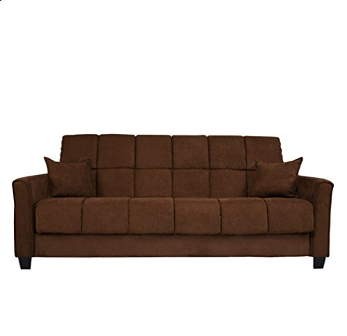 Baja convert a couch and sofa bed multiple colors dark for Baja convert a couch and sofa bed amazon