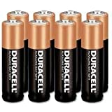 Duracell DuraLock Coppertop Alkaline Batteries Plus Free Gift (Pack of 20)