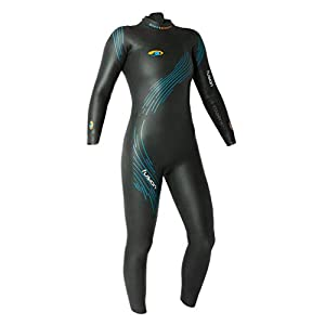 blueseventy 2019 Women's Fusion Triathlon Wetsuit – for Open Water Swimming – Ironman & USAT Approved