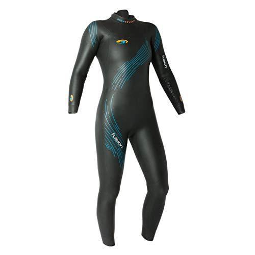 blueseventy 2019 Women's Fusion Triathlon Wetsuit - for Open Water Swimming - Ironman & USAT Approved - (WM)
