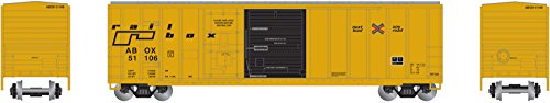 HO RTR 50' FMC Combo Door Box RBOX Late #51106 Athearn Ho Model Trains