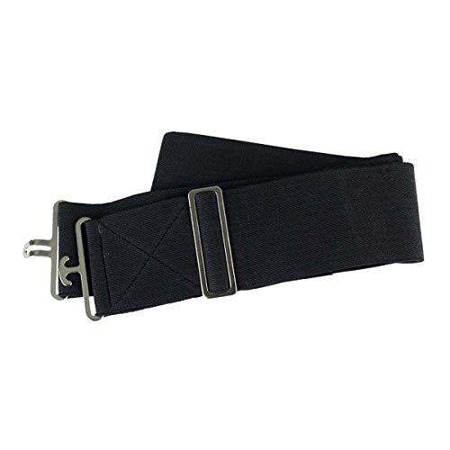 Horze Finn-Tack Elastic Blanket Strap - Black - One Size ()