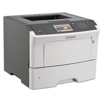 Lexmark Laser Printer, 50ppm, 550Sht Tray Cap, 12