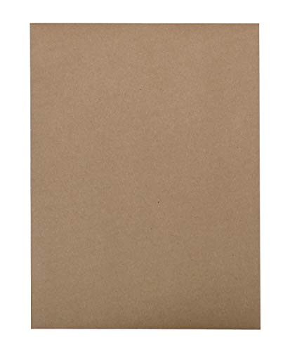 Quality Park 100% Recycled Kraft Catalog Envelope, 9 inches x 12inches, Kraft, Redi-Strip, 100 Count - Envelopes Mailing Recycled