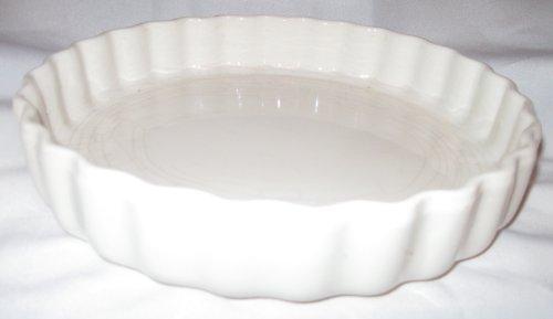 Pfaltzgraff Hearth Quiche Bake & Serve Stoneware